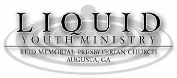 Liquid Youth Ministry Logo
