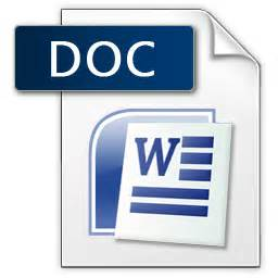 word doc logo